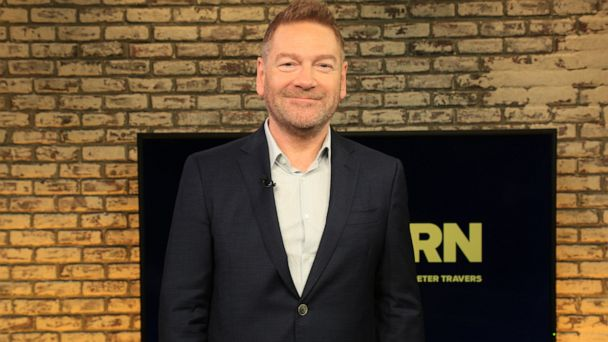 Kenneth Branagh on his return to Shakespeare in the new film 'All Is True'