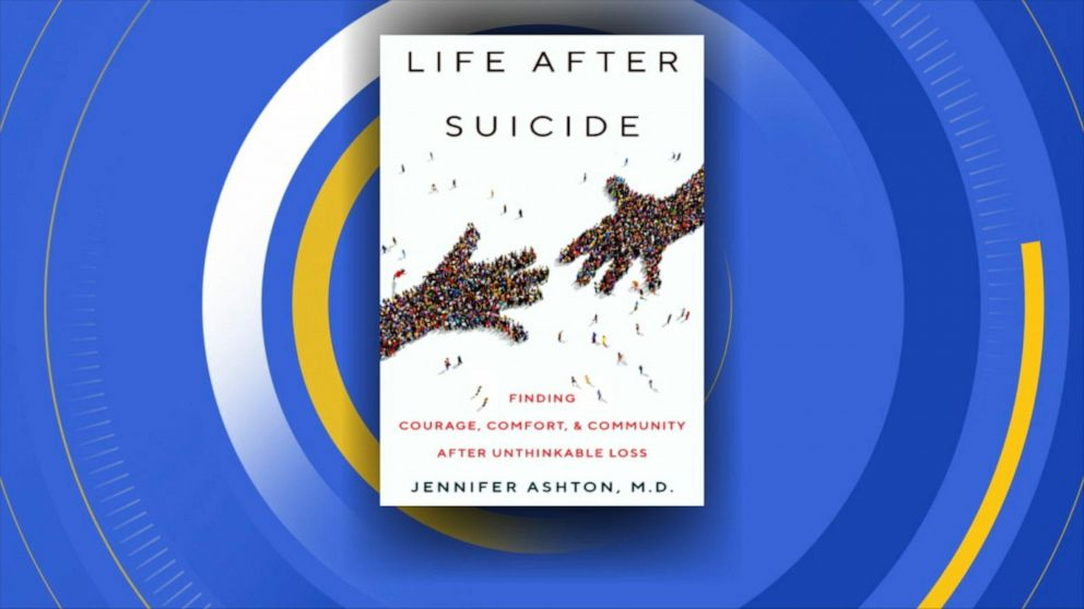 Dr. Jennifer Ashton discusses her new book, 'Life after Suicide'