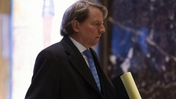 McGahn reportedly asked by WH to say Trump didn't obstruct justice