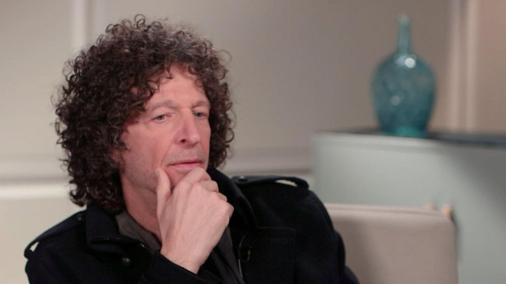 VIDEO: Howard Stern on how a cancer scare changed his life