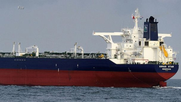 VIDEO: 2 Saudi Arabia oil tankers 'sabotaged'