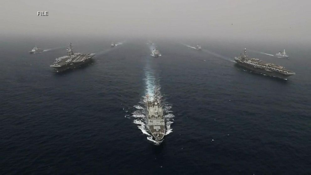 Fears over war rise in the Middle East as US, Iran trade
