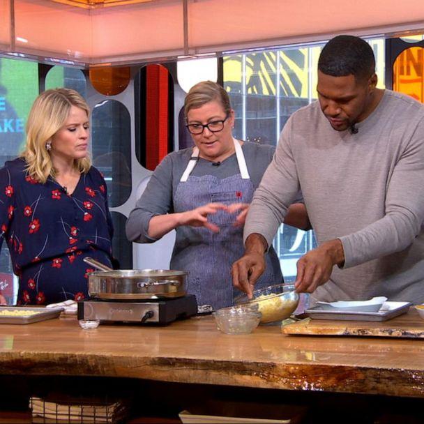 Recipe Chef Ashley Christensen S Macaroni Au Gratin