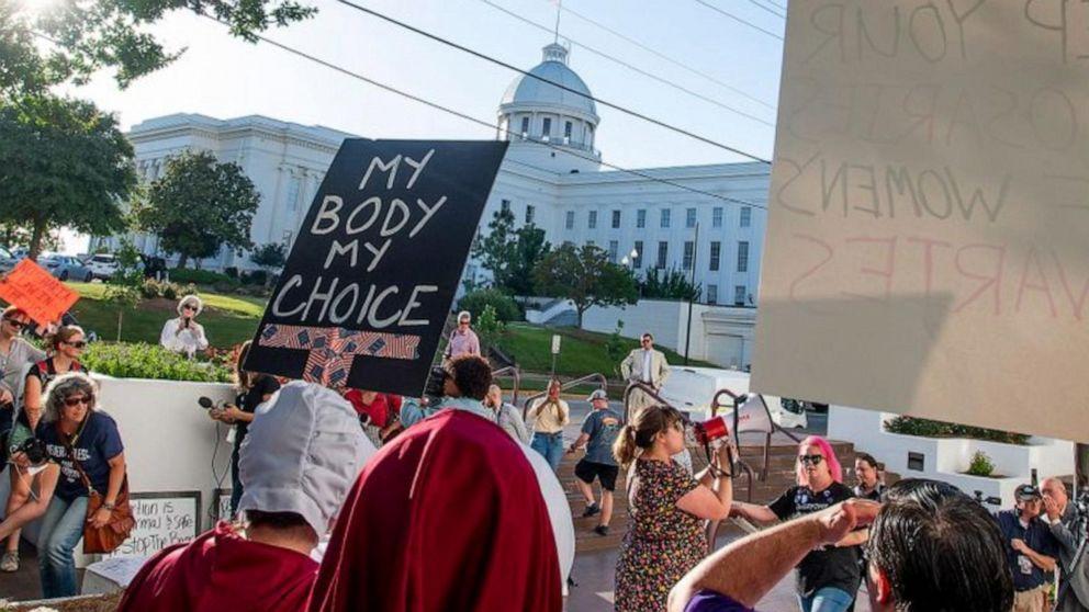 Boycotts called for Alabama, Georgia over abortion bills