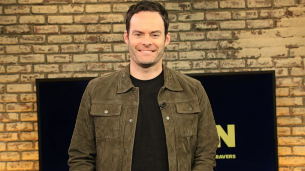 Bill Hader talks the making of 'Barry'
