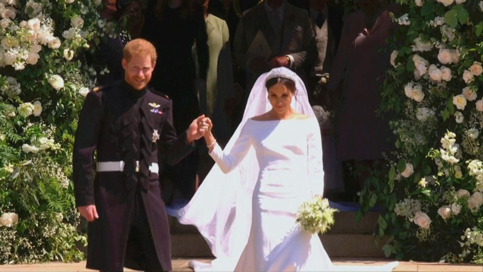 Royal couple celebrate anniversary