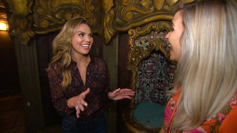 'Bachelorette' Hannah B goes on first group date