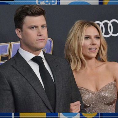 Scarlett Johansson And Colin Jost Of Snl Are Engaged Gma