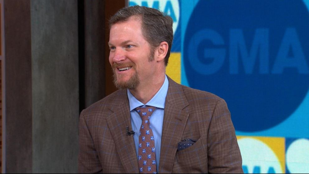 Dale Earnhardt Jr. discusses how he quit smoking