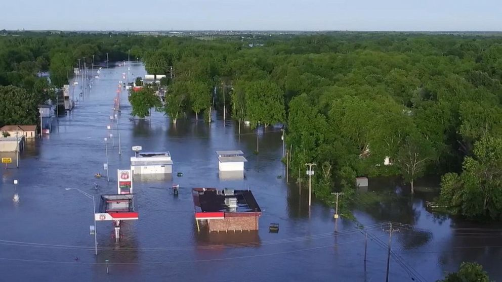 Recovery effort begins after devastating storms