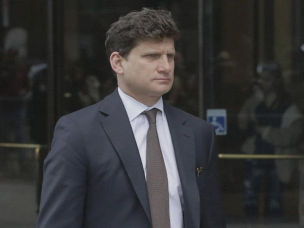 WATCH:  Parent in college admissions scam apologizes