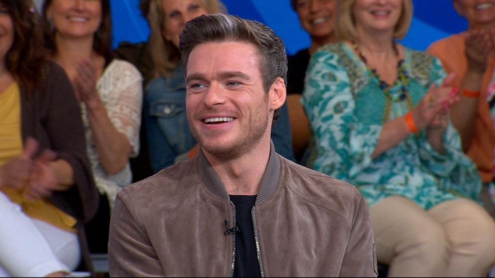 Richard Madden opens up about 'Rocketman' and the 'GOT' finale