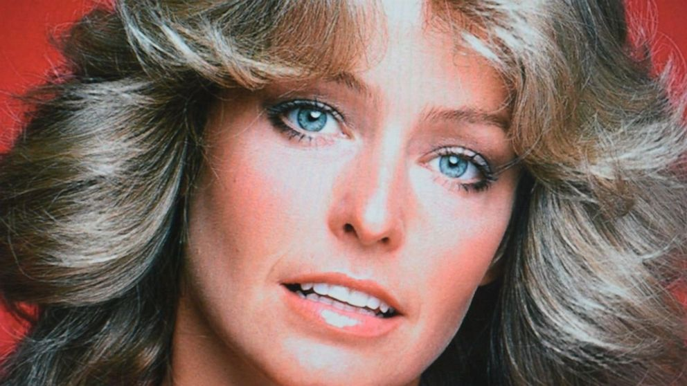 3be656b4bd9b2 How losing her hair during chemo affected Farrah Fawcett Video - ABC ...