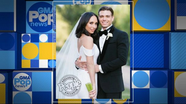 Cheryl Burke of 'Dancing with the Stars' gets married