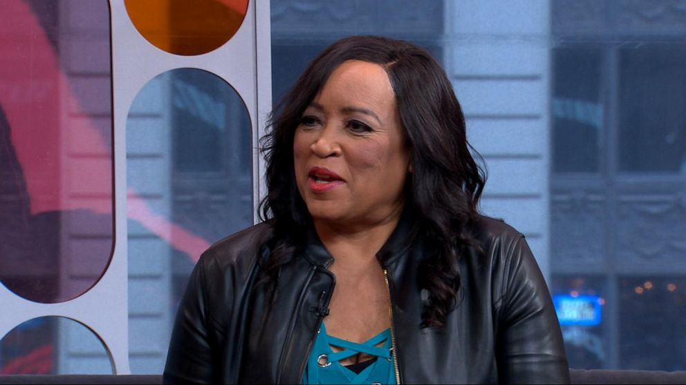 Jackee Harry on 'The Jeffersons' and her double dating life