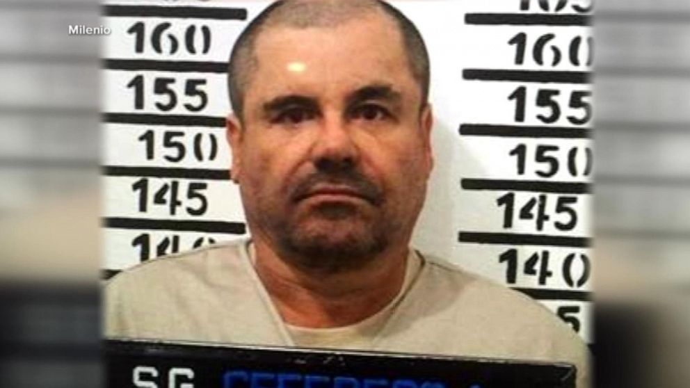 Prosecutors fear drug lord 'El Chapo' may be planning a jail break