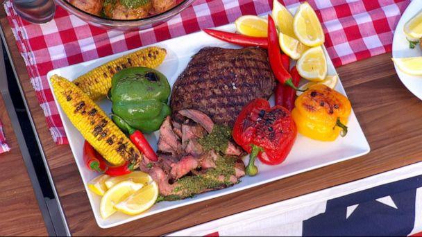 BBQ queen Elizabeth Karmel shares a Memorial Day cookout recipe