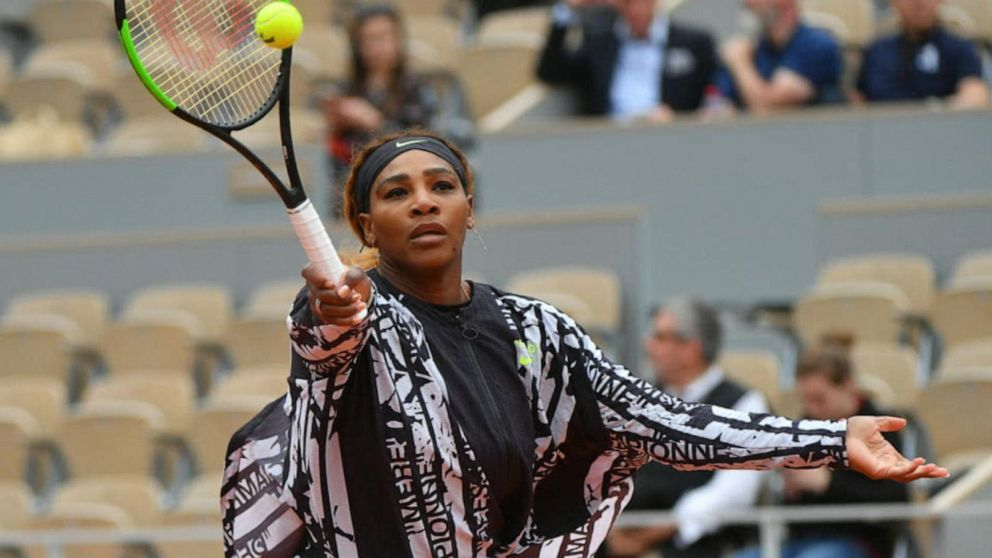 After The Catsuit Serena Williams Debuts New High Fashion