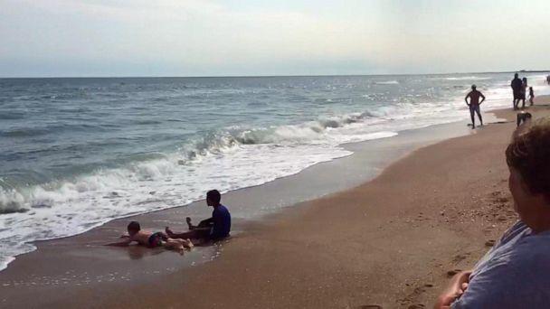 17-year-old recovering after brutal shark bite
