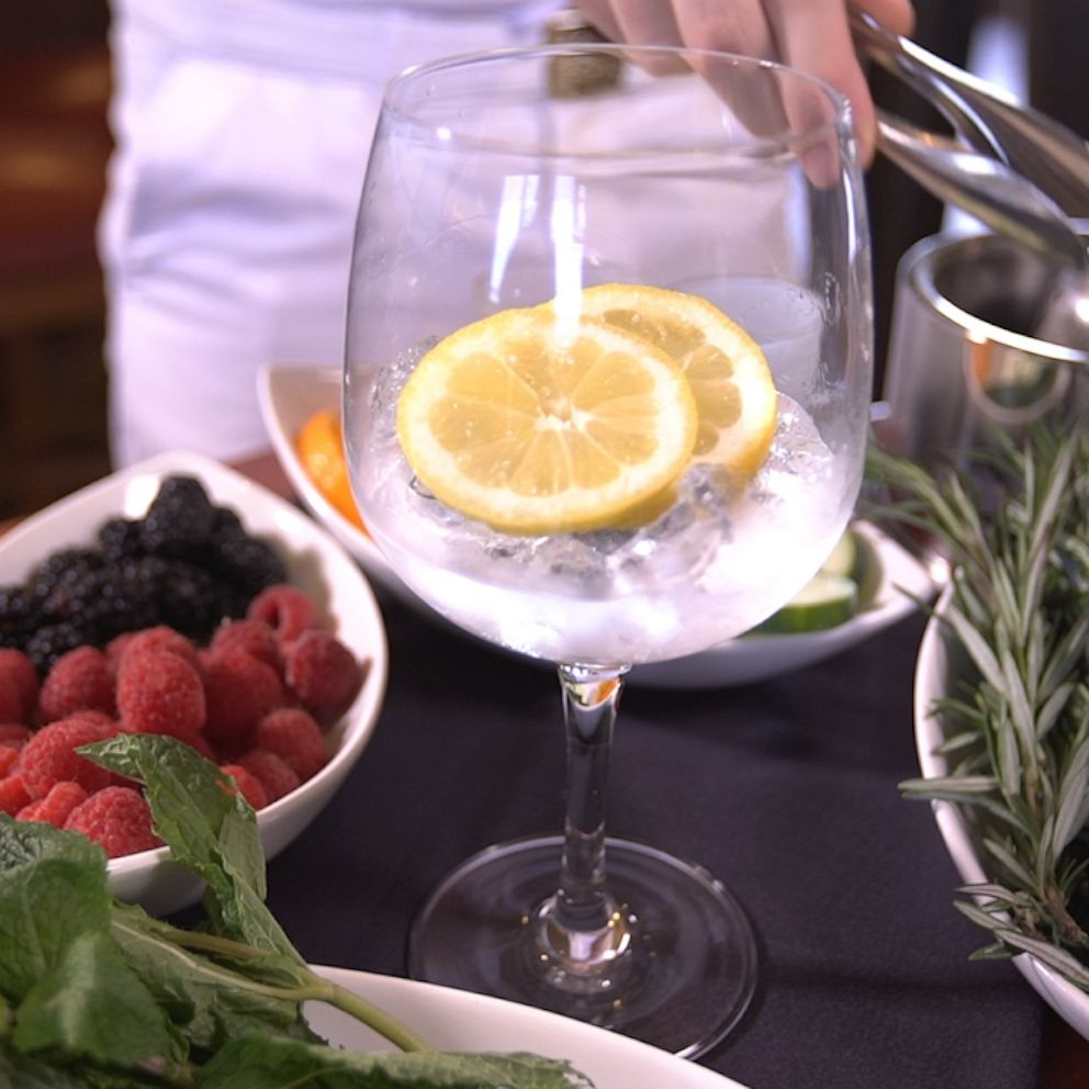 Disney Cruise Line's roaming gin trolley is nightcap goals