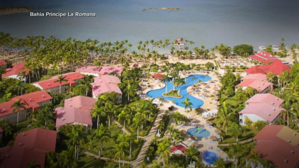 Dominican Republic resort where 3 Americans died says
