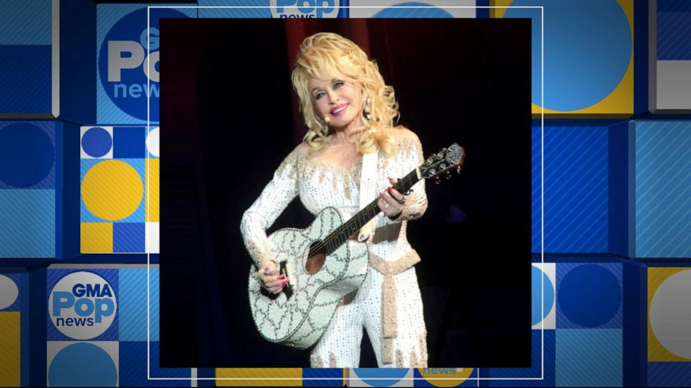 Seems like Dolly Parton's down with an 'Old Town Road' remix
