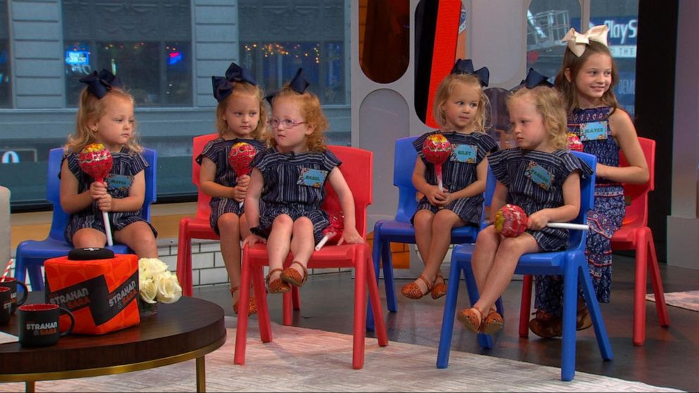 America's favorite quintuplets: 'Outdaughtered'
