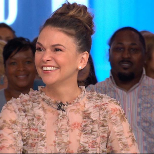 Sutton Foster shares what's next on 'Younger'