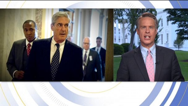 Key Mueller probe evidence to go to Congress