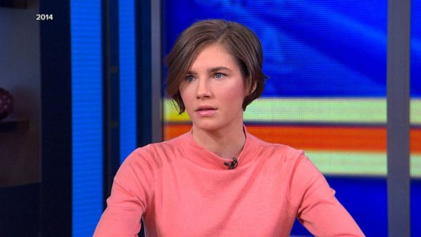 Amanda Knox returns to Italy 'as a free woman'
