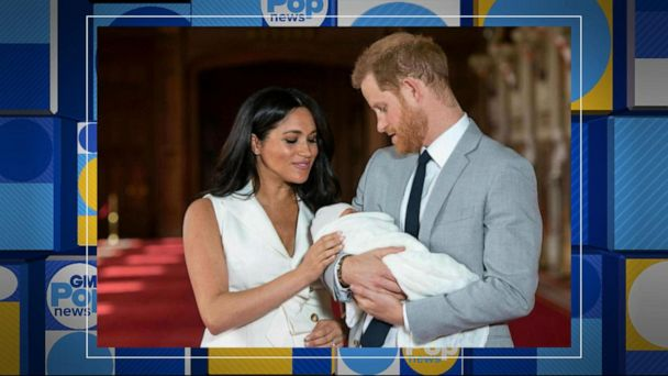 Harry and Meghan hire a nanny for baby Archie