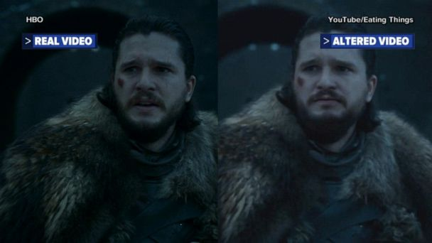 Jon Snow 'apologizes' for 'Game of Thrones' in deepfake video