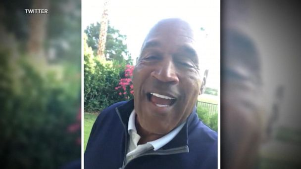 OJ Simpson joins Twitter, says he has 'getting even to do'