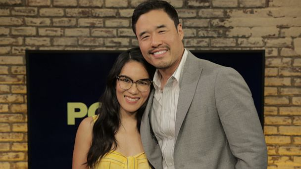 Ali Wong and Randall Park on their romantic comedy 'Always Be My Maybe'
