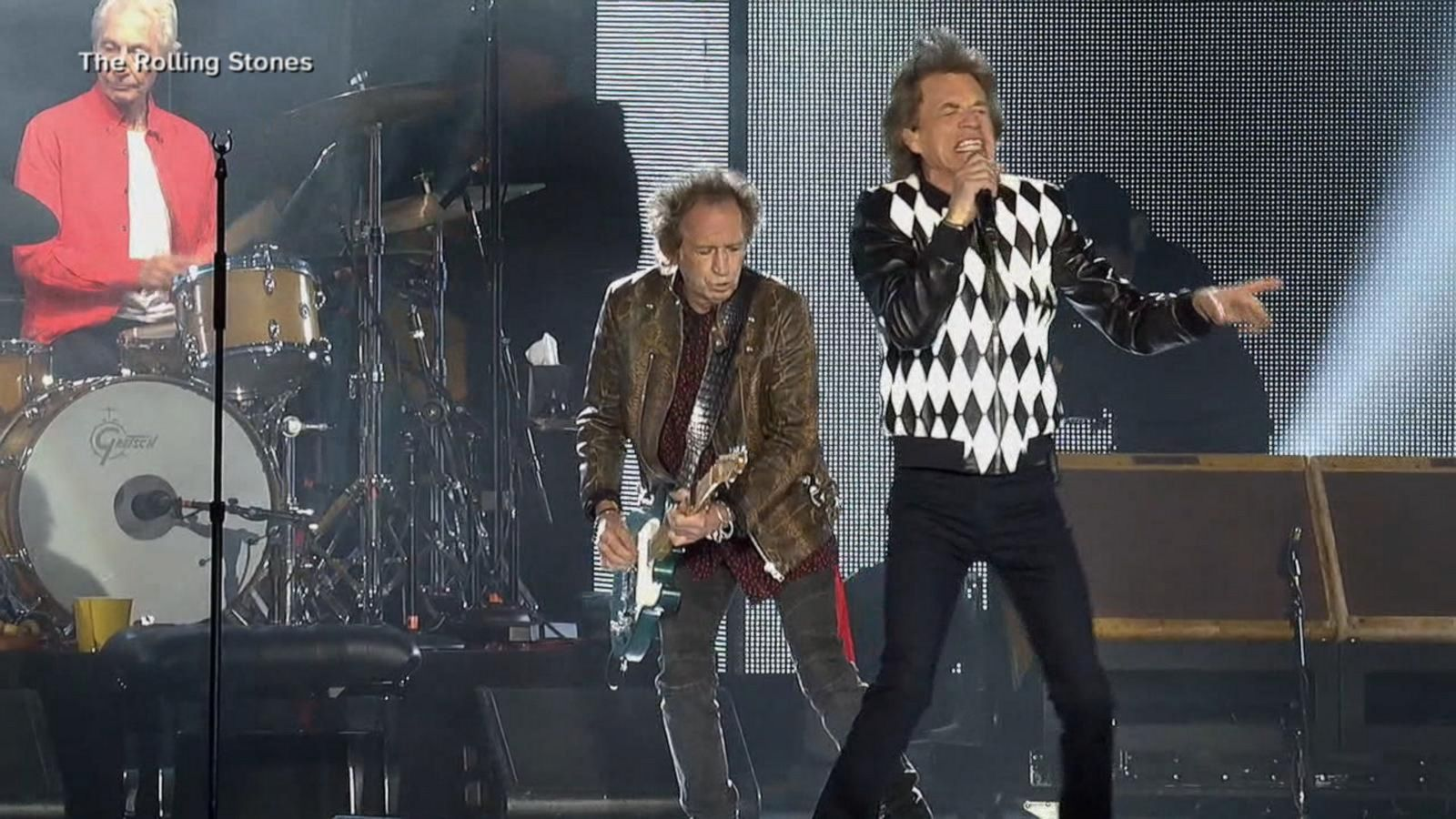 The Rolling Stones kick off tour in Chicago