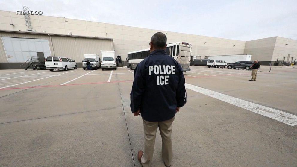 ICE agents plan pre-dawn deportation raids on Sunday