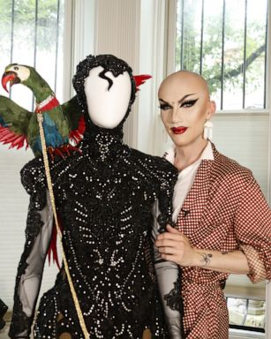 Sasha Velour Shares Lessons On Glam Style And Misconceptions About Drag Culture Gma