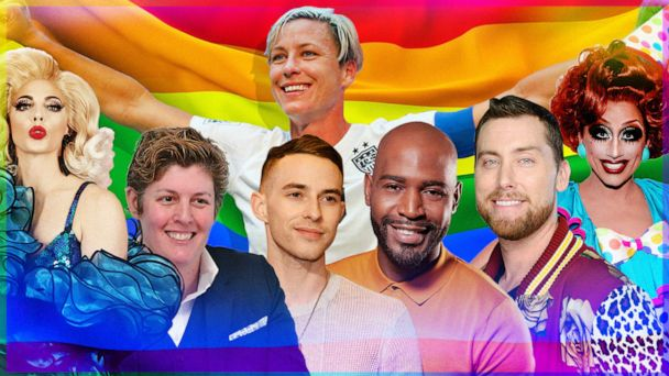 Take it from me': Proud LGBTQ celebs share their most empowering advice