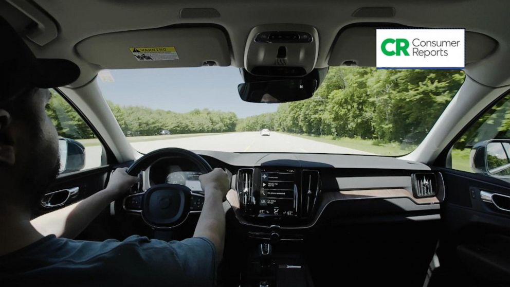 Consumer Reports' top picks for high-tech safety gadgets for your car