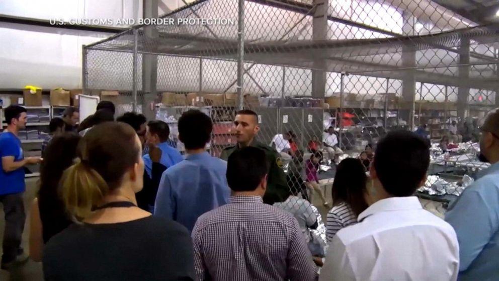 Ahead of Democratic debates, 2020 candidates visit shelter for unaccompanied migrant children