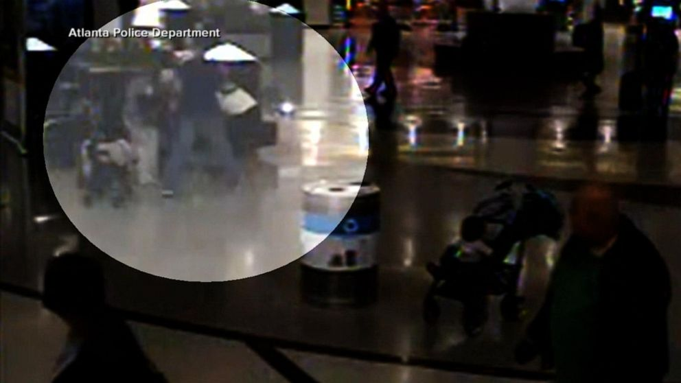 Woman arrested after kidnapping attempt at airport
