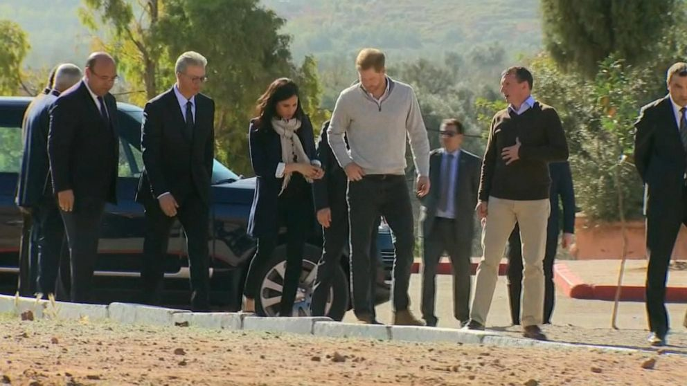 Prince Harry, Meghan head to Africa: 5 things to watch on 1st tour with Archie