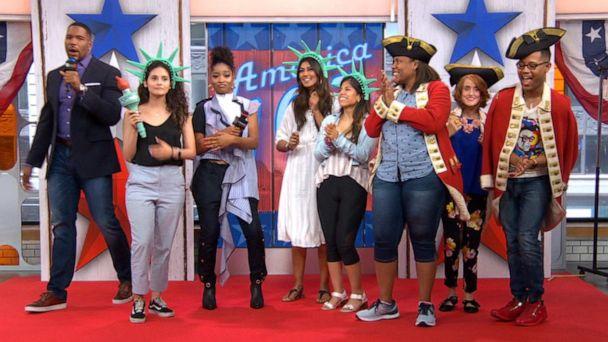 Take our 'America 101' quiz