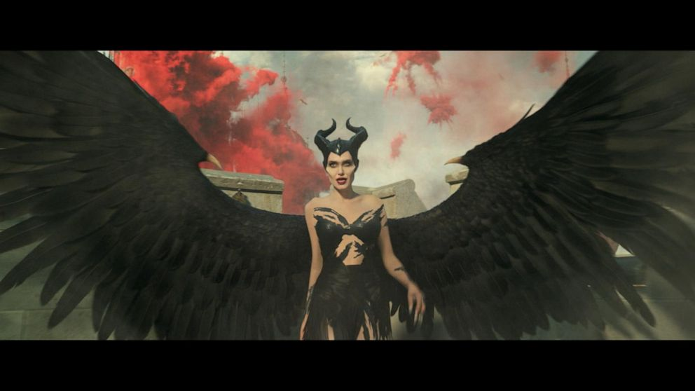 Full Length Trailer For Maleficent Mistress Of Evil