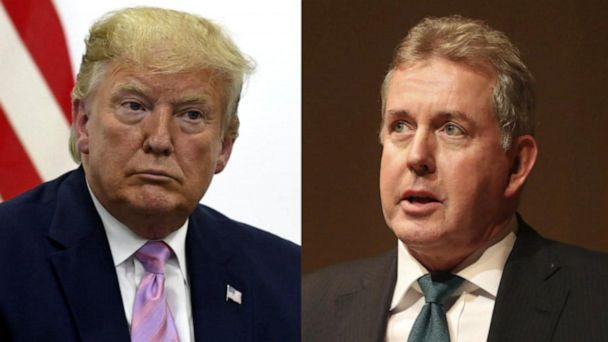 UK ambassador resigns after leaked cables