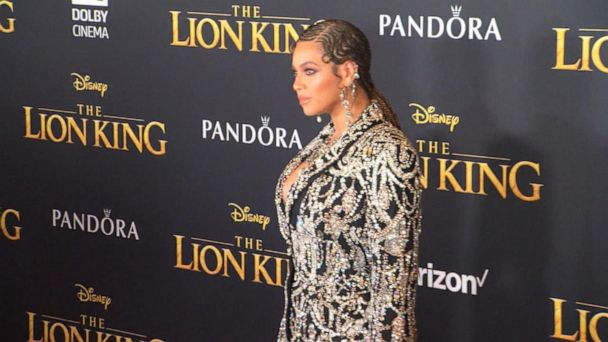 Beyonce releases new song 'Spirit' after star-studded 'The Lion King' premiere