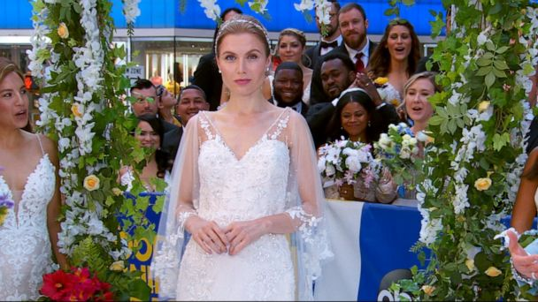 The biggest bridal trends for summer from 'Say Yes to the Dress America'