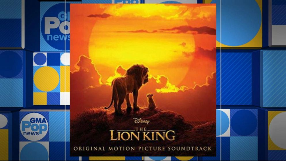 The lion king soundtrack 2019