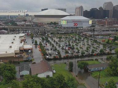 WATCH:  Louisiana gov. discusses storm preparations
