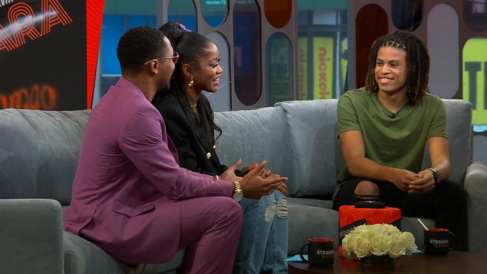 Keke and Romeo talk to teen who says he was denied job at Six Flags over dreads